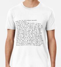 Korg Thor: Ragnarök Premium T-Shirt