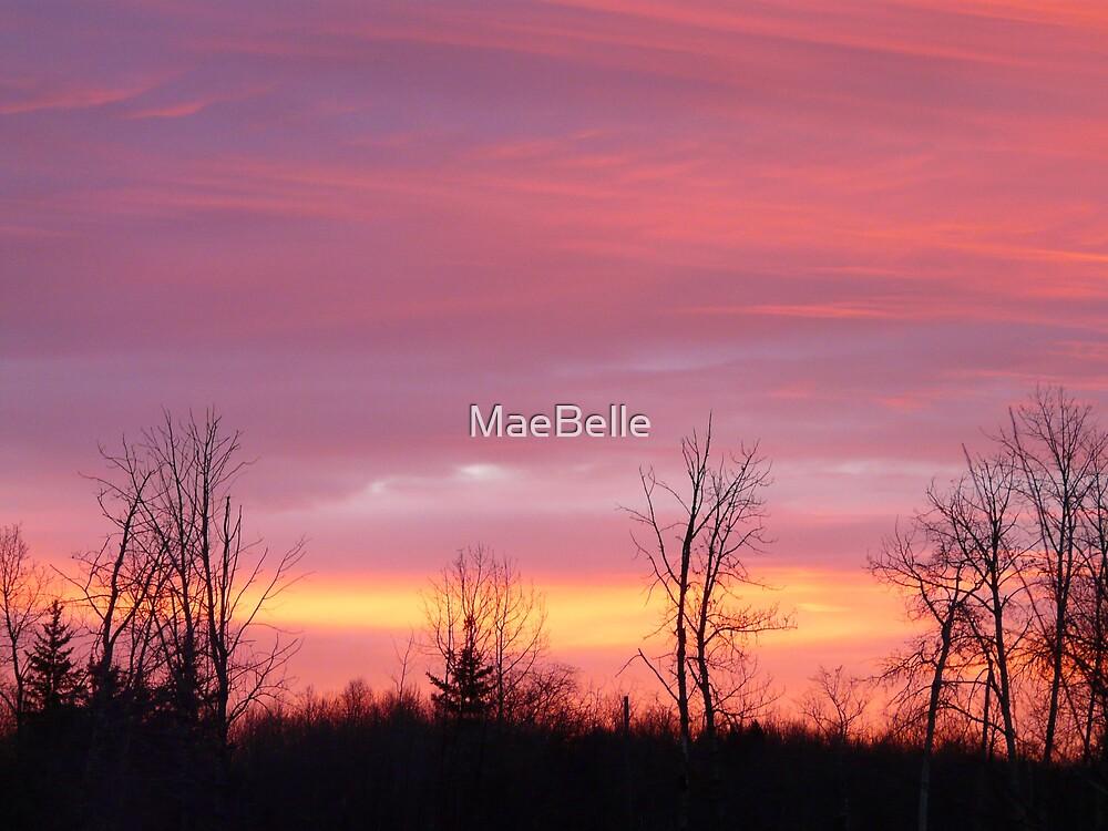 Sask,Sunrise #11 by MaeBelle