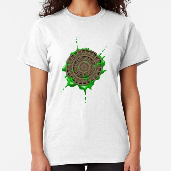 Snot That Ate Port Harry - Manhole Cover Classic T-Shirt