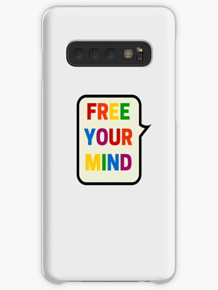 FREE YOUR MIND BUBBLE by IdeasForArtists