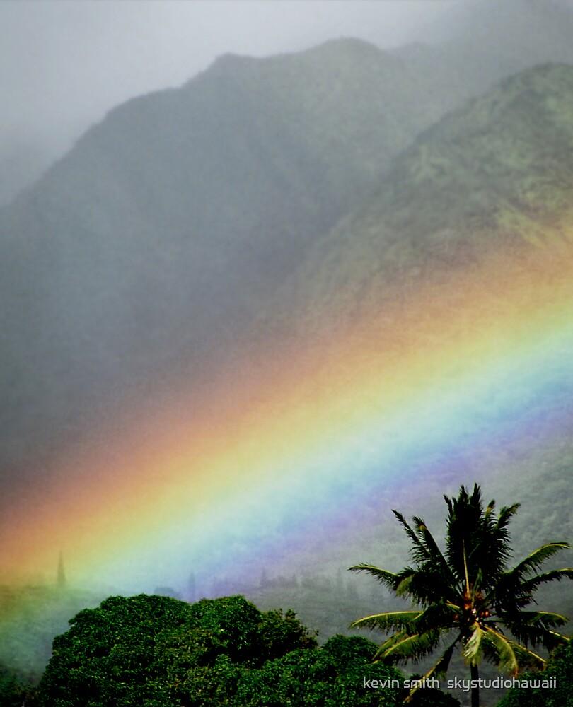 Rainbow Valley  by kevin smith  skystudiohawaii