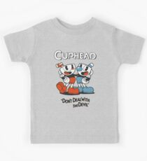 CUPHEAD Kids Clothes