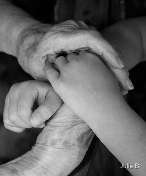 Namesake #2: Hands by Julie B