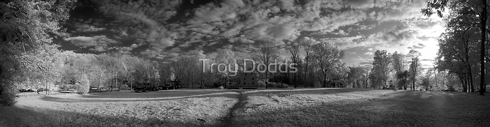 Old Manse in Concord MA by Troy Dodds