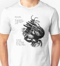 facehugger Unisex T-Shirt