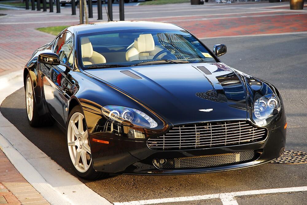 Aston Martin Vantage V-8 by Steve Mezardjian