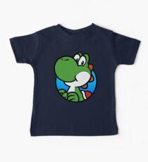 Dinosaur Companion Baby Tee