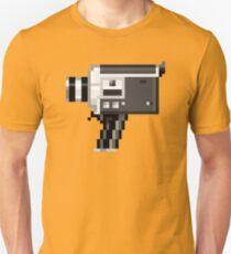 Super 8 in 8-bit Pixel Art T-Shirt