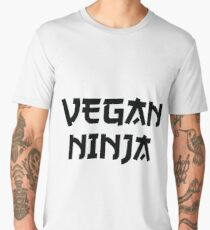 Vegan Ninja Men's Premium T-Shirt