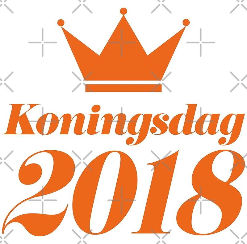 Afbeeldingsresultaat voor koningsdag 2018