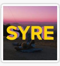 SYRE Sticker