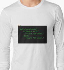 Go away.  T-Shirt