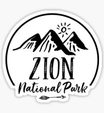Image Result For Zion National Park Hiking Map