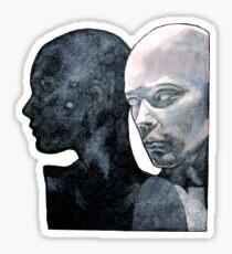 a DOLL´s mind Sticker