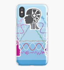 BrainWave Machine iPhone Case/Skin