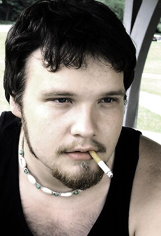 Cigarette by Allison Blake