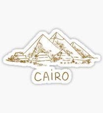 Cairo Egypt Sticker