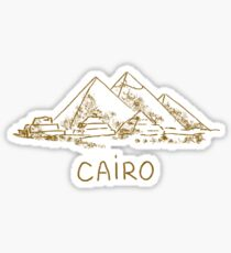 Cairo Egypt Sticker