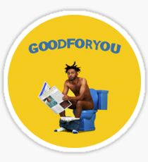 Amine - Good For You Sticker