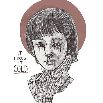 It Likes It Cold by AMBArts