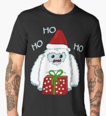Yeti Xmas Men's Premium T-Shirt