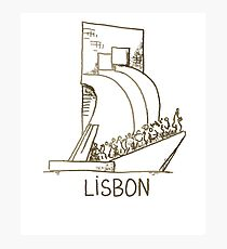 Lisbon Portugal Photographic Print