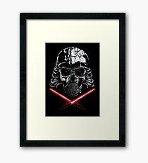 Dead Skull Framed Print