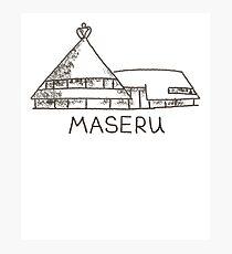 Maseru Lesotho Photographic Print