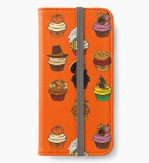 Thanksgiving Cupcakes iPhone Wallet/Case/Skin
