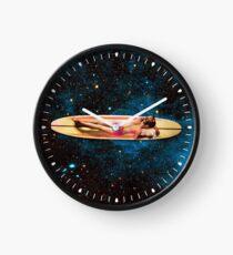 Pleiadian Surfer Clock