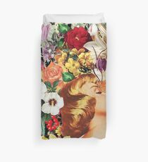 Floral Bed Duvet Cover