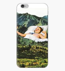 Rising Mountain iPhone Case