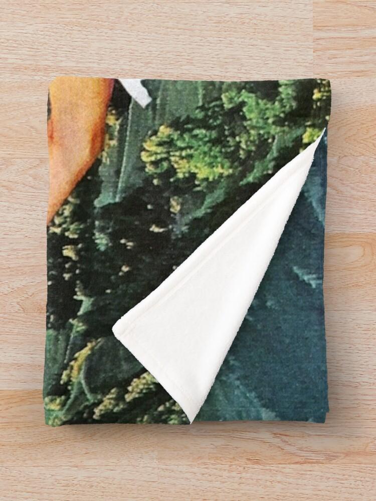 Alternate view of Rising Mountain Throw Blanket