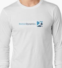 Boston Dynamics  Long Sleeve T-Shirt
