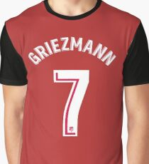 Griezmann 2018 Graphic T-Shirt