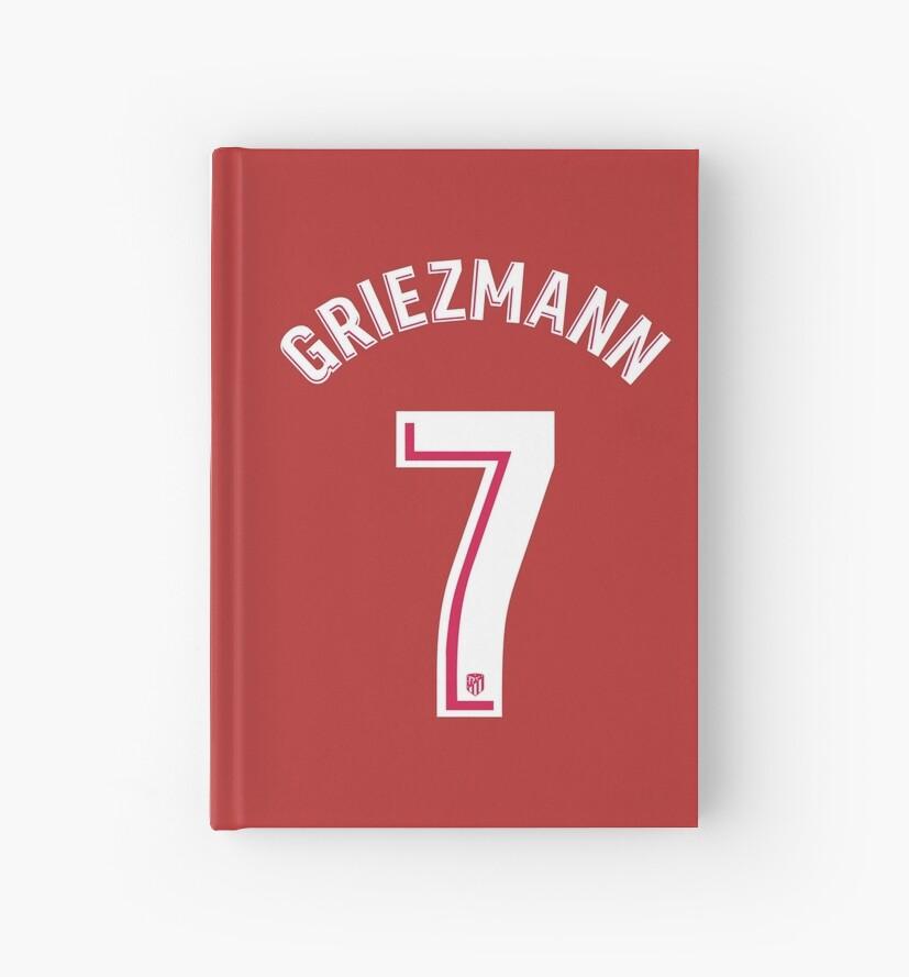 «Griezmann 2018» de pvdesign
