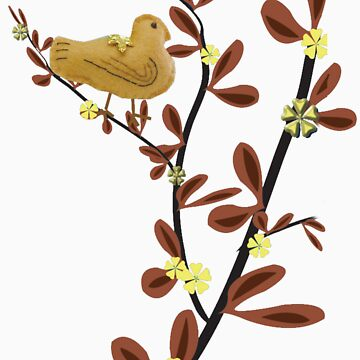 Summer Bird by lilypoh