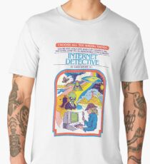 Internet Detective Men's Premium T-Shirt