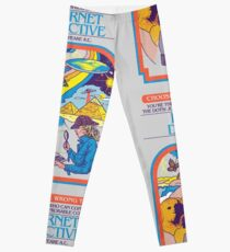 Internet Detective Leggings