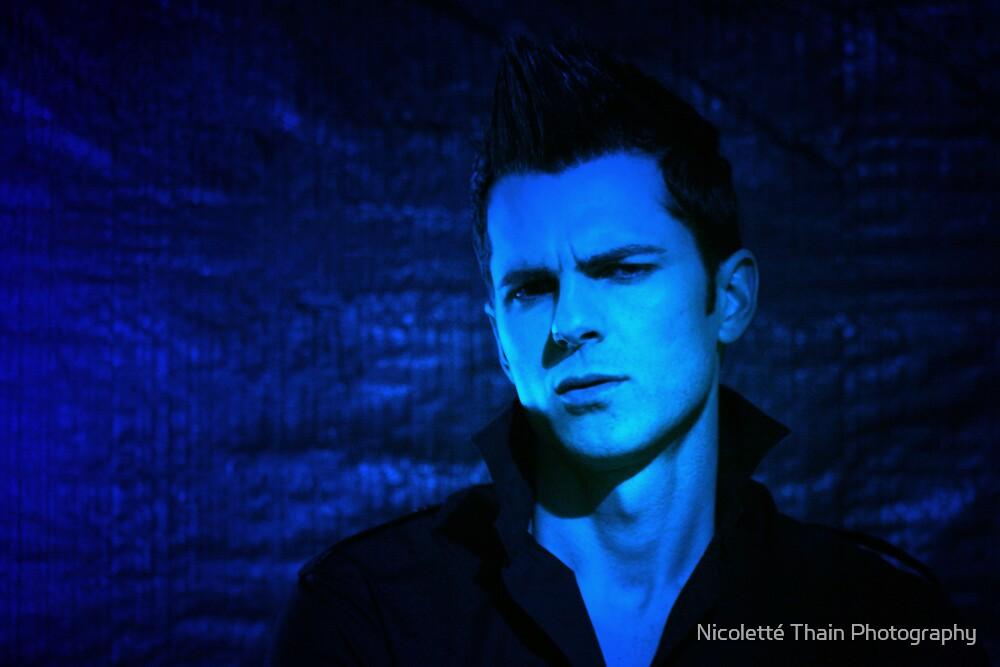 blue by Nicoletté Thain Photography
