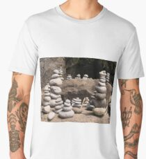 Rock Sculptures Men's Premium T-Shirt