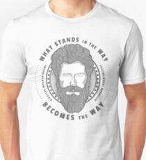 Marcus Aurelius - Stoic Quote Unisex T-Shirt
