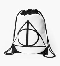Hallows. Drawstring Bag