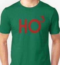 ho3 ho 3 ho cubed merry christmas! Unisex T-Shirt