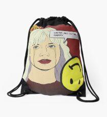 fake Drawstring Bag