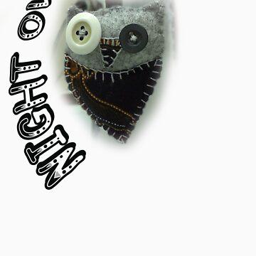 Winter Night Owl by lilypoh