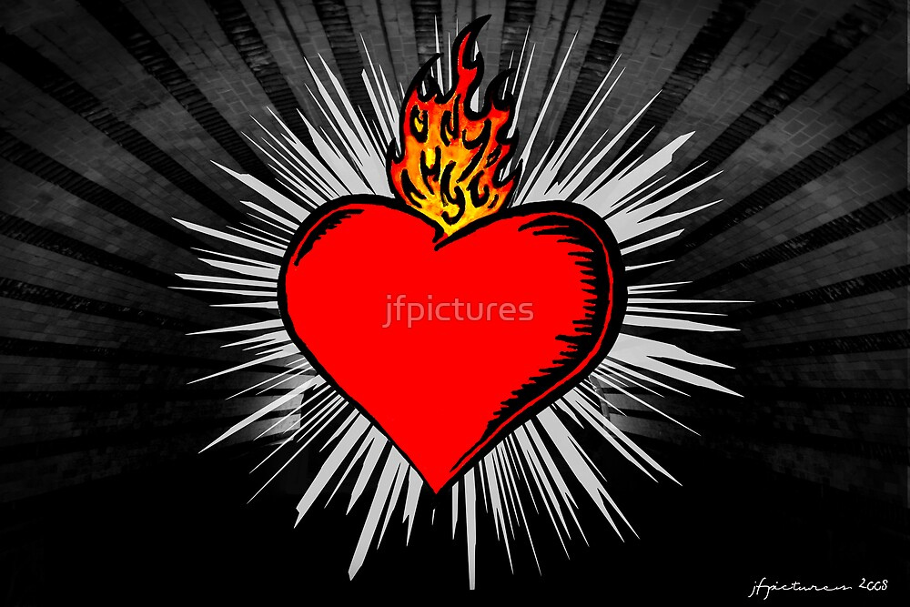 i heart... by jfpictures