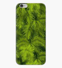 Makana Palms Hawaiian Tropical Print - Green iPhone Case