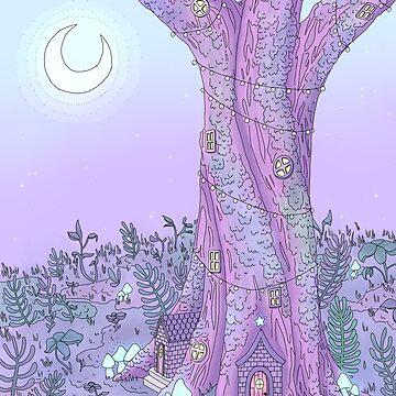 Fairy Home by MoonDropKingdom