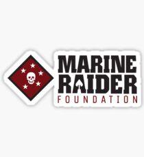 Marine Raider Foundation Sticker